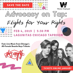 Save the Date for Advocacy on Tap