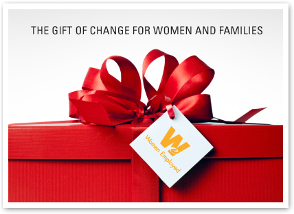 Make Your Gift to WE