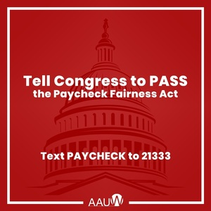 Pass the Paycheck Fairness Act