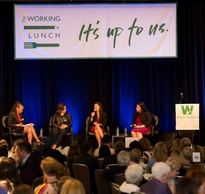 Save the Date for The Working Lunch on May 9